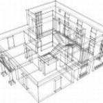 PM-framework house building