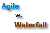 Agile vs Waterfall Custom PM