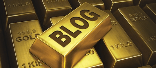 blogging strategy makes money