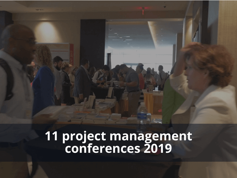 Top 11 worldwide events and conferences 2019