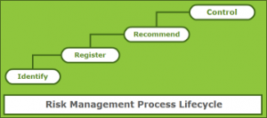 The lifecycle of the risk management process