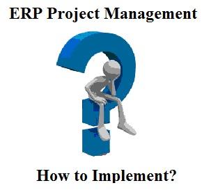 ERP PM approach