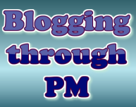 Blog PM - Blogging thru Project Management