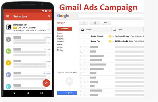 Gmail Ads - Smart Display PPC