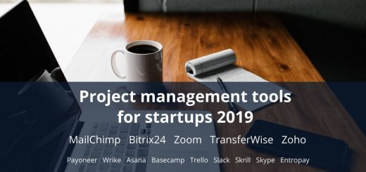 5 essential tools for startup project management