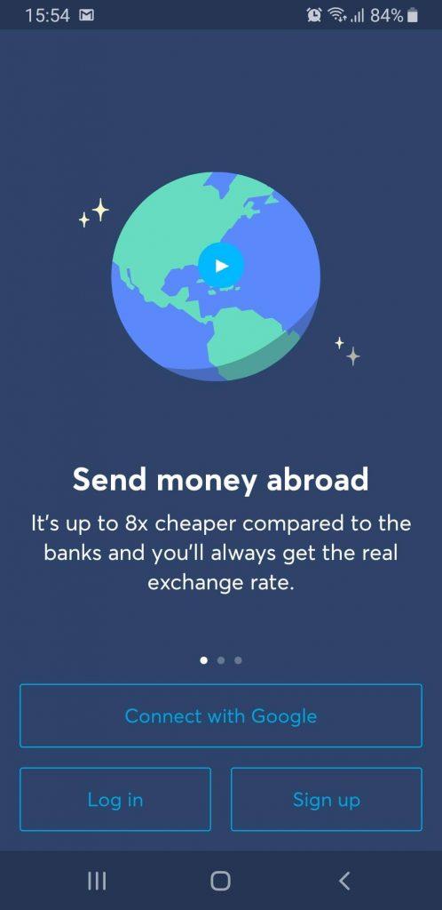 TransferWise borderless money transfer